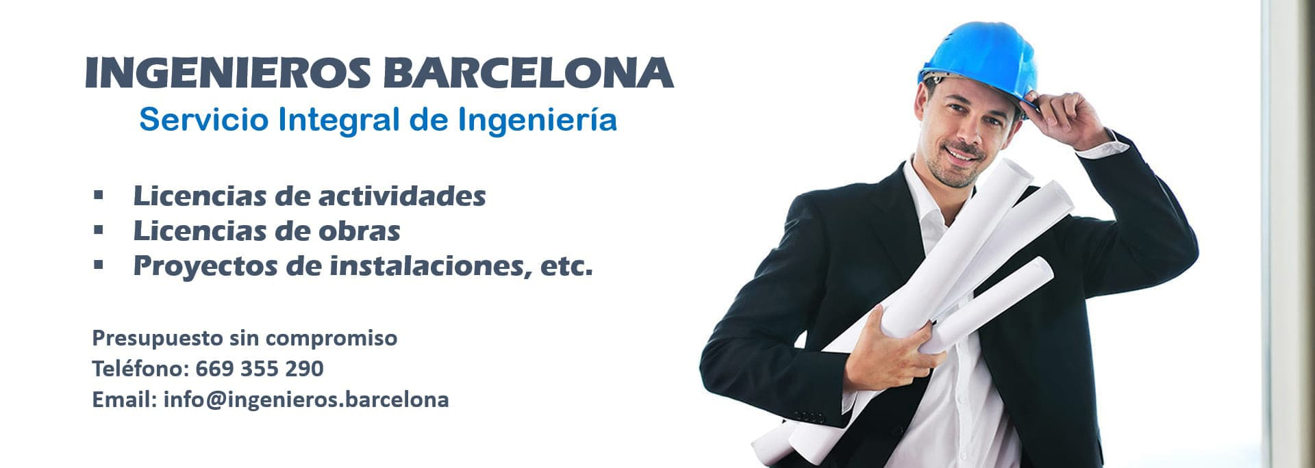 Ingenieros Barcelona home